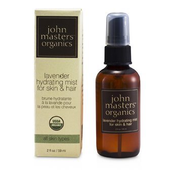 John Masters Organics Lavender Hydrating Mist For Skin & Hair  59ml/2oz