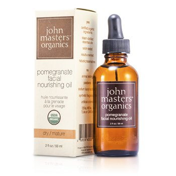 John Masters OrganicsPomegranate Facial Nourishing Oil (For Dry/ Mature Skin) 59ml/2oz