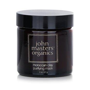 John Masters Organics Mascarilla purificante Arcilla Marroqu� ( Piel Grasa/Mixta )  57g/2oz