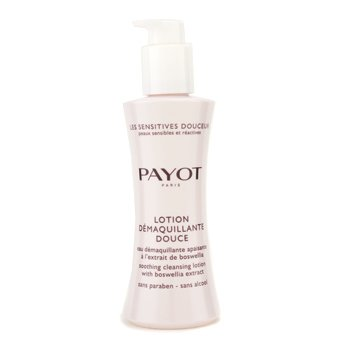 Payot Les Sensitives Lotion Demaquillante Douce Soothing Cleansing Lotion 200ml/ skincare