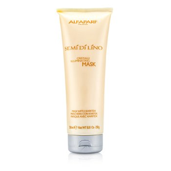 AlfaParf Semi Di Lino Cristalli Illuminating Masque 250g/8.81oz