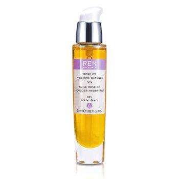 Ren Rose O12 Moisture Defence Serum (Dry Skin)  30ml/1.02oz