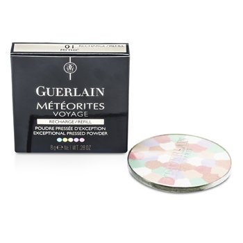 GuerlainPuder polnilo Meteorites Voyage Exceptional Pressed Powder Refill - # 01 Mythic 8g/0.28oz