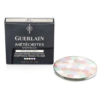 GuerlainMeteorites Voyage Exceptional Pressed Powder Refill - # 01 Mythic 8g/0.28oz