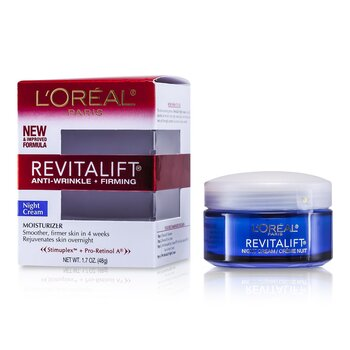 L'OrealSkin Expertise RevitaLift Complete Night Cream 48g/1.7oz