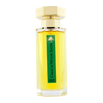 L'Artisan Parfumeur Coeur De Vetiver Sacre Eau De Toilette Spray (New Packaging)  50ml/1.7oz