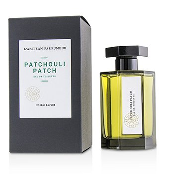 L'Artisan Parfumeur Patchouli Patch Eau De Toilette Spray (New Packaging)  100ml/3.4oz