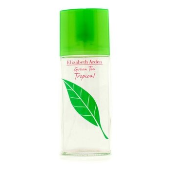 Elizabeth Arden Green Tea Tropical Eau De Toilette Spray  100ml/3.3oz