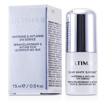 Ultima Clear White Supreme Whitening & Anti-Aging Eye Essence  30ml/1oz