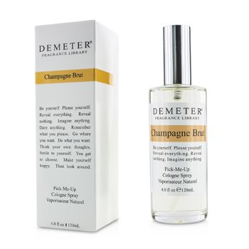 DemeterChampagne Brut Cologne Spray 120ml/4oz