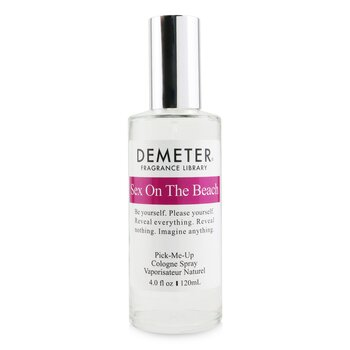 DemeterSex On The Beach Cologne Spray 120ml/4oz