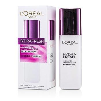 L'OrealHydra Fresh All Day Hydration Milky Lotion 125ml/4.2oz