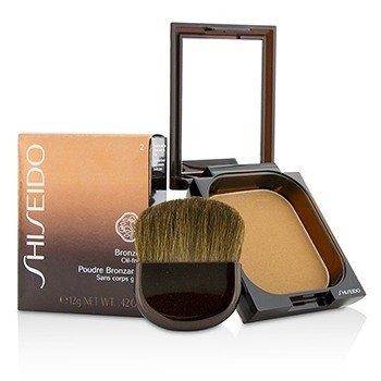 Shiseido Bedak Bronzer Bebas Minyak - #2 Medium  12g/0.42oz