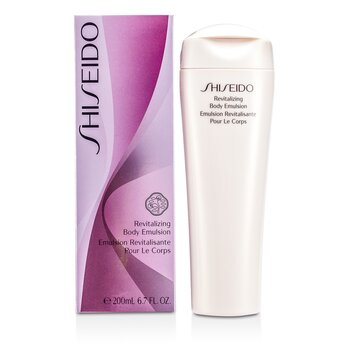 Shiseido Emulsi�n Revitalizante Corporal  200ml/6.7oz