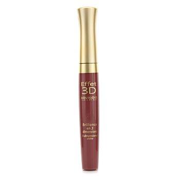 Bourjois Brilho labial Effet 3D Lipgloss - #42 Rose Symbolic  7.5ml/0.2oz