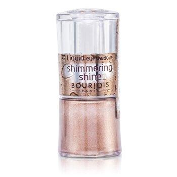 Bourjois Brillance Miroitante Shimmering Shine Liquid Eyeshadow - # 32 Brun Magnetique  8.5ml/0.29oz
