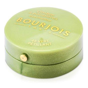 Bourjois Ombre A Paupieres Eyeshadow - # 48 Vert Petillant  1.5g/0.05oz