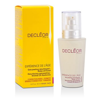 DecleorGel exfoliante Experience De L'Age Resurfacing  50ml/1.69oz