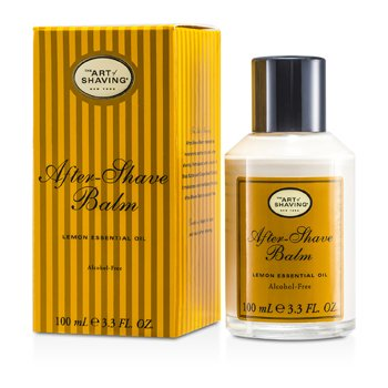 The Art Of ShavingAfter Shave Balm - Lemon Essential Oil 100ml/3.4oz