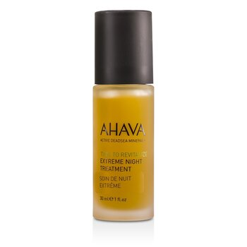 Time To Revitalize Extreme Night Treatment Ahava Time To Revitalize Extreme Night Treatment 30ml/1oz
