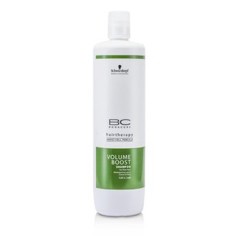 SchwarzkopfBC Volume Boost shampoo ( hienoille hiuksille ) 1250ml/41.66oz