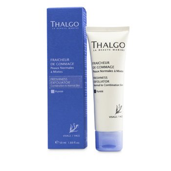 ThalgoFreshness Exfoliator (Normal to Combination Skin) 50ml/1.69oz