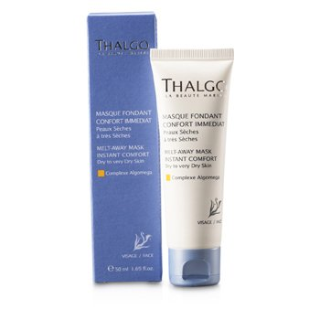 ThalgoMelt Away Mask Instant Comfort (Dry to Very Dry Skin) 50ml/1.69oz