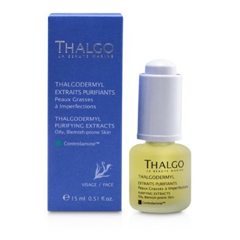 Thalgodermyl Purifying Extracts (Oily  Blemish-Prone Skin) 15ml/0.51oz