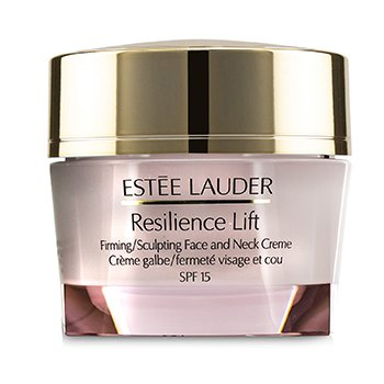 Est�e LauderCreme p/ a face e o pesco�o Resilience Lift Firming/Sculpting SPF 15 ( Normal/Combination Skin ) 50ml/1.7oz