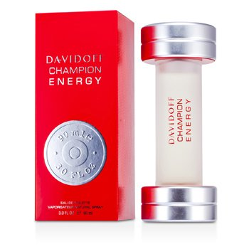 Davidoff Champion Energy Eau De Toilette Spray  90ml/3oz
