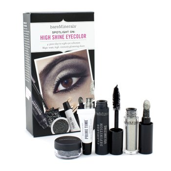 MakeUp SetBareMinerals Spotlight On: High Shine Eyecolor Kit4pcs