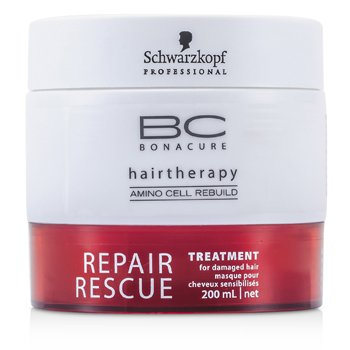 SchwarzkopfBC Repair Rescue Treatment (For Damaged Hair) 200ml/6.7oz