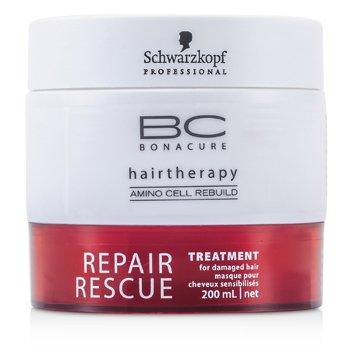 SchwarzkopfBC Repair Rescue Treatment (For Damaged Hair) 200ml/6.7oz