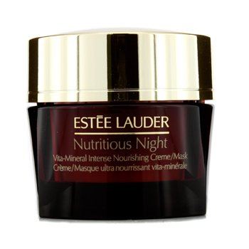 Estee LauderNutritious Night Vita-Mineral Intense Nourishing Creme/Mask 50ml/1.7oz