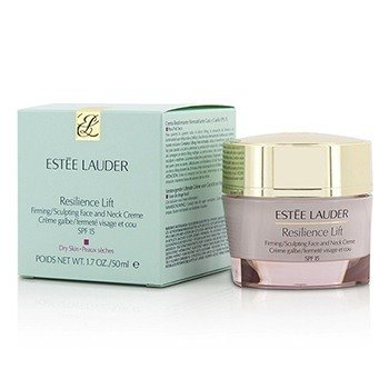 Estee LauderResilience Lift Firming/Sculpting Face and Neck Creme SPF 15 (Dry Skin) 50ml/1.7oz