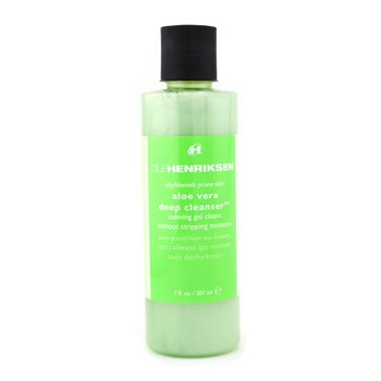 Aloe Vera Deep Cleanser (For Oily / Blemish Prone Skin)