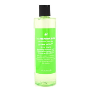 Grease Relief Face Tonic (For Oily / Blemish Skin) 355ml/12oz