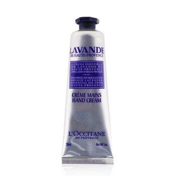 L'OccitaneCreme p/ as m�os Lavender Harvest   ( Nova embalagem; Tamanho viagem  ) 30ml/1oz