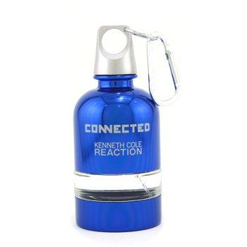 Kenneth Cole Connected Reaction Agua de Colonia Vaporizador  75ml/2.5oz