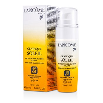 LancomeGenifique Soleil Skin Youth UV Protector SPF 15 UVA-UVB 50ml/1.69oz
