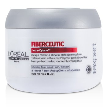 L'OrealProfessionnel Expert Serie - Fiberceutic Mask (For Fine Hair) 200ml/6.7oz