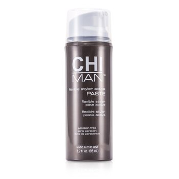 CHI Man Flexible Style Active Paste  100ml/3.2oz