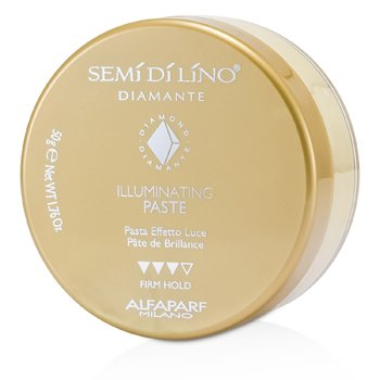 AlfaParf Semi Di Lino Diamante Illuminating Paste (Firm hold) 50g/1.76oz