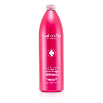 AlfaParf Semi Di Lino Diamante Color Protection Shampoo 1000ml/33.81oz