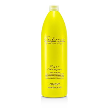 AlfaParfSalone The Legendary Collection Rigen Shampoo (Normal to Dry Hair) 1000ml/33.81oz