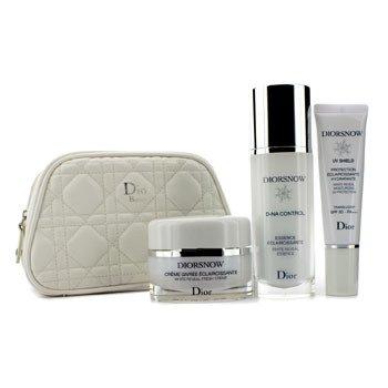 Christian Dior �� ���� ک���� Diorsnow White Reveal: ��� ���� ک���� + ک�� ���� ک���� + ����� ک���� � ������� �� SPF50 + کی�  3pcs+1bag