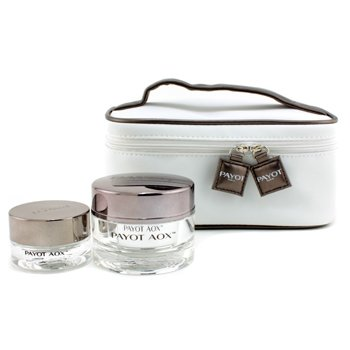 Payot AOX - Night CareAox Set: Creme AOX Visage 50ml + Creme AOX Visage 15ml + Box 2pcs+1box