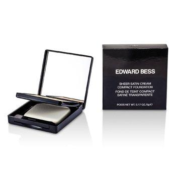 Edward BessSheer Satin Cream Compact Foundation 01 Light 5g 0.17oz