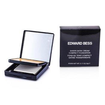 Edward Bess Sheer Satin Cream Compact Foundation - #03 Nude 5g/0.17oz