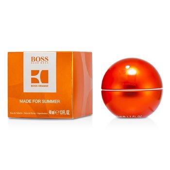 Hugo Boss In Motion Orange Made For Summer Agua de Colonia Vaporizador  40ml/1.3oz